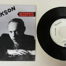 """Discos de vinilo: 1120- JOE JACKSON MEMPHIS - VIN 7"""" POR VG DIS G+ PROMO. Lote 227223990"""