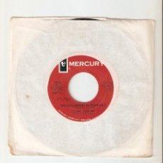 """Discos de vinilo: JERRY BUTLER 7"""" USA IMPORTACION 45 DON´T LET LOVE HANG YOU UP 1969 SINGLE VINILO FUNK SOUL MERCURY. Lote 227233005"""