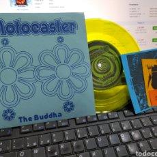 Discos de vinilo: MOTOCASTER EP THE BUDDHA + 2 U.S.A. 1993. Lote 227234940