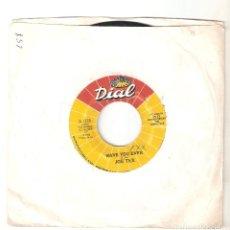 "Discos de vinilo: JOE TEX 7"" USA IMPORTACION 45 HAVE YOU EVER+IT´S RAINING 1976 SINGLE VINILO FUNK SOUL R&B DISCO DIAL. Lote 227240245"