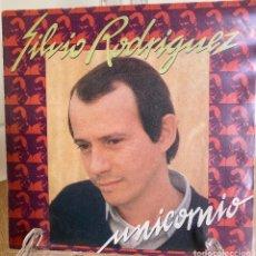 Discos de vinilo: SILVIO RODRIGUEZ, UNICORNIO.. Lote 227255615