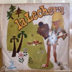 Discos de vinilo: LA LECHERA.. Lote 227261785