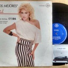 Discos de vinilo: YURI. Lote 227263365