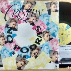 Discos de vinilo: CRISTIAN CASTRO. Lote 227263510