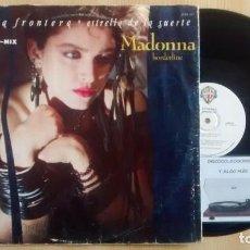 Disques de vinyle: MADONNA. Lote 227264705