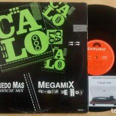 Discos de vinilo: CALO. Lote 227264787