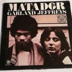 Discos de vinilo: GARLAND JEFFREYS - MATADOR - 1979. Lote 227269125