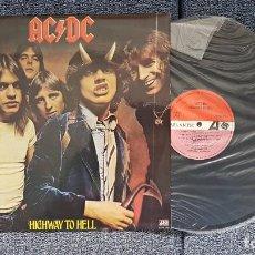 Discos de vinilo: AC / DC - HIGHWAY TO HELL. EDITADO POR HISPAVOX. AÑO 1.979. Lote 227276485