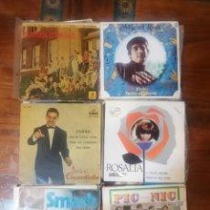 Discos de vinilo: MÁS DE 50 DISCOS EPS VARIADOS.. Lote 227278225
