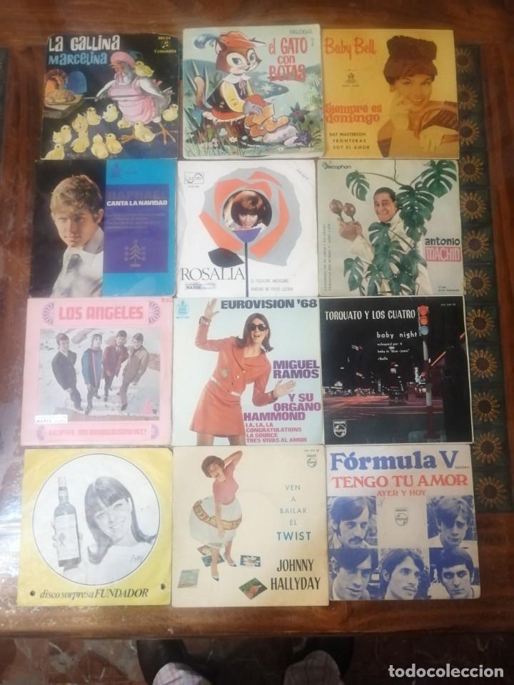 Discos de vinilo: MÁS DE 50 DISCOS EPS VARIADOS. - Foto 2 - 227278225