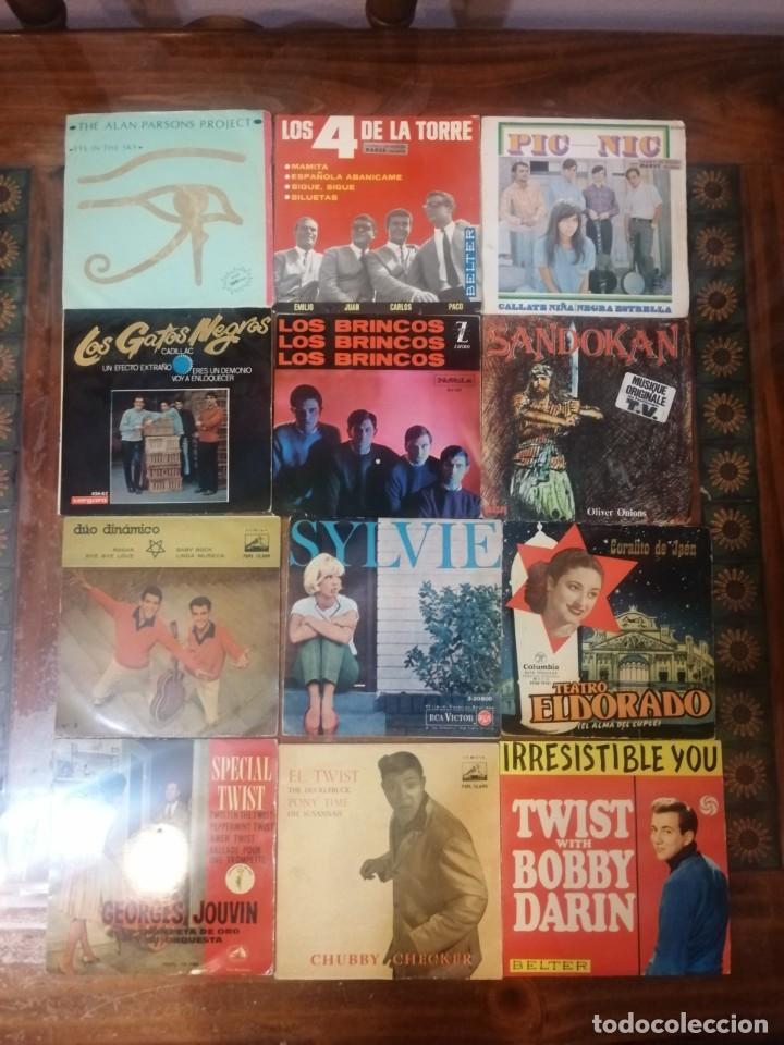 Discos de vinilo: MÁS DE 50 DISCOS EPS VARIADOS. - Foto 3 - 227278225