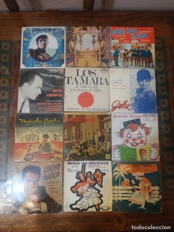 Discos de vinilo: MÁS DE 50 DISCOS EPS VARIADOS. - Foto 5 - 227278225