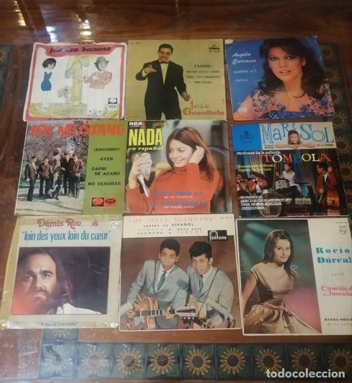 Discos de vinilo: MÁS DE 50 DISCOS EPS VARIADOS. - Foto 6 - 227278225