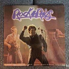 Discos de vinilo: MIGUEL RIOS - ROCK & RIOS - EDITADO POR POLYDOR. AÑO 1.982. ALBUM DOBLE (2 DISCOS). Lote 227278245