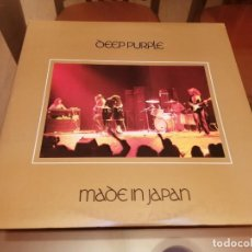 Discos de vinilo: DEEP PURPLE MADE IN JAPAN 2LP GATEFOLD USA. Lote 227278700