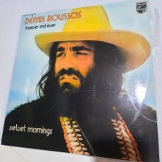 Discos de vinilo: DEMIS ROUSSOS - FOREVER AND EVER. Lote 227463945