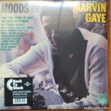 Discos de vinilo: MARVIN GAYE - MOODS OF (LP) PRECÍNTADO!!!!. Lote 227464902