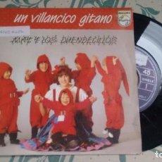 Discos de vinilo: SEINGLE (VINILO) DE MAY Y LOS DUENDECILLOS AÑOS 80. Lote 227467394