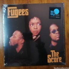 Disques de vinyle: THE FUGEES THE SCORE DOBLE ALBUM. Lote 227482420