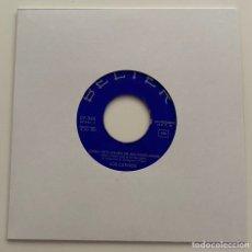 Discos de vinilo: LOS CATINOS-SOPRA I TETTI AZZURRI DEL MIO PAZZO AMORE/ENCUESTA/SINGLE 1967 BELTER 07.344,ESPAÑA.. Lote 227484000