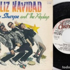 Disques de vinyle: ROCKY SHARPE AND THE REPLAYS - WHITE CHRISTMAS - EP DE VINILO EDICION ESPAÑOLA #. Lote 227492590