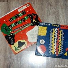 Discos de vinilo: LP'S CON MUSICA PARA BAILAR - AÑOS 50 Y 60. Lote 192003896