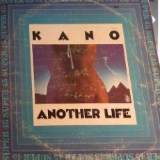 Discos de vinilo: KANO – ANOTHER LIFE / DANCE SCHOOL. Lote 227557485