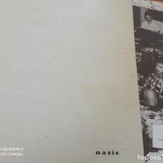 Discos de vinilo: TOL OASIS LP SPAIN 1986 CON INSERTO DIFICIL. Lote 227564825