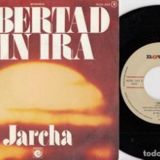 Disques de vinyle: JARCHA - LIBERTAD SIN IRA - SINGLE DE VINILO. Lote 227598330