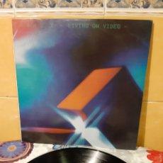 Discos de vinilo: TRANS-X. LIVING ON VIDEO. POLYDOR. 1983. SPAIN.. Lote 227602250