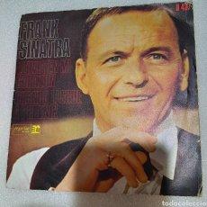 Discos de vinilo: FRANK SINATRA - LLUVIA EN MI CORAZÓN. Lote 227614010