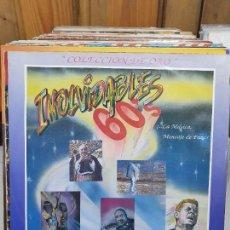 Discos de vinilo: INOLVIDABLES 60. Lote 227626445