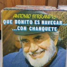 Discos de vinilo: ANTONIO FERRANDIS. Lote 227627240