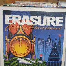 Discos de vinilo: ERASURE. Lote 227627345