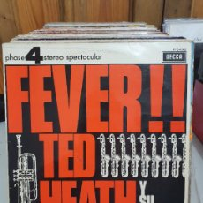 Discos de vinilo: FEVER TED HEATH. Lote 227627835