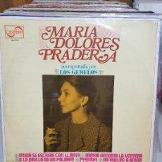 Discos de vinilo: MARIA DOLORES PRADERA. Lote 227627920