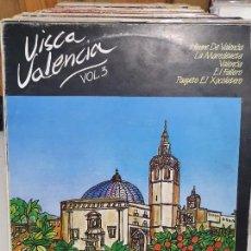 Discos de vinilo: VISCA VALENCIA. Lote 227627975