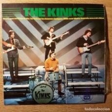 Discos de vinil: DISCO EP THE KINKS. HASTA QUE TERMINE EL DÍA. Lote 227639900