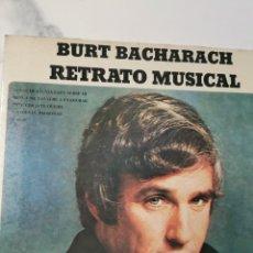 Discos de vinilo: BURT BACHARACH - RETRATO MUSICAL. Lote 227672440