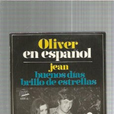 Discos de vinilo: OLIVER BUENOS DIAS. Lote 227682645