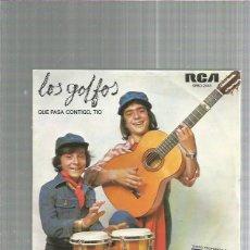 Discos de vinilo: LOS GOLFOS QUE PASA. Lote 227683095