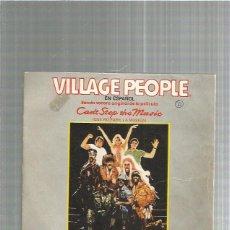 Discos de vinilo: VILLAGE PEOPLE. Lote 227684220