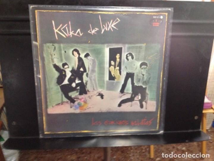 KAKA DE LUXE - LAS CANCIONES MALDITAS / LP ED. ORIGINAL 1983 - FAN LP 1 / NM/VG+ (Música - Discos - LP Vinilo - Punk - Hard Core)