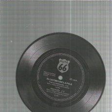 Discos de vinilo: ULTIMO FILA TODO UN HOMBRECITO. Lote 227693900