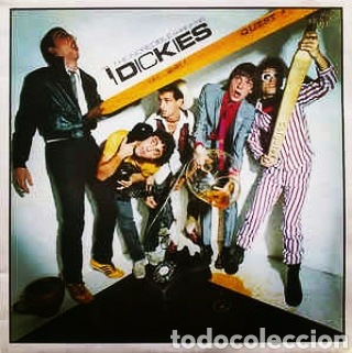 DICKIES - THE INCREDIBLE SHRINKING DICKIES . LP VINILO PRECINTADO. (Música - Discos - LP Vinilo - Punk - Hard Core)