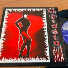 Discos de vinilo: JUMP WITH JOY (EL DIABLO SKA) SINGLE USA (EPI20). Lote 227701895