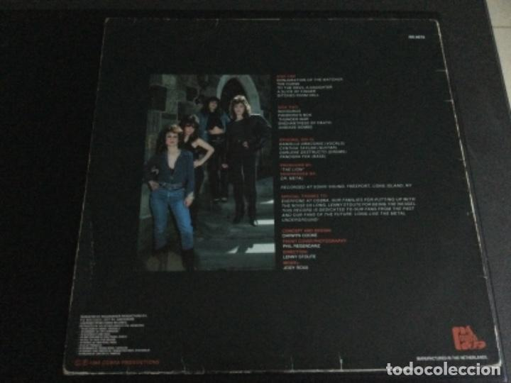 Discos de vinilo: Original Sin - sin will find you out - Foto 2 - 278814198