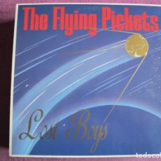 Discos de vinil: LP - THE FLYING PICKETS - LOST BOYS (GERMANY, 10 RECORDS 1984). Lote 227738765