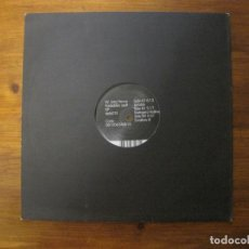 Discos de vinilo: W.JÖRG HENZE– FORBIDDEN STUFF. Lote 227746715