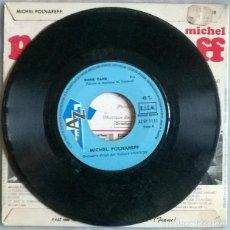 Discos de vinilo: MICHEL POLNAREFF. MES REGRETS/ MISS BLUE JEANS/ DAME DAME. AZ, FRANCE 1967 EP. Lote 227780995